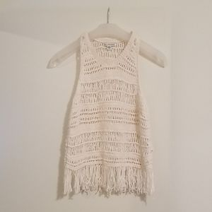 Amercian Eagle Boho Beachy Top